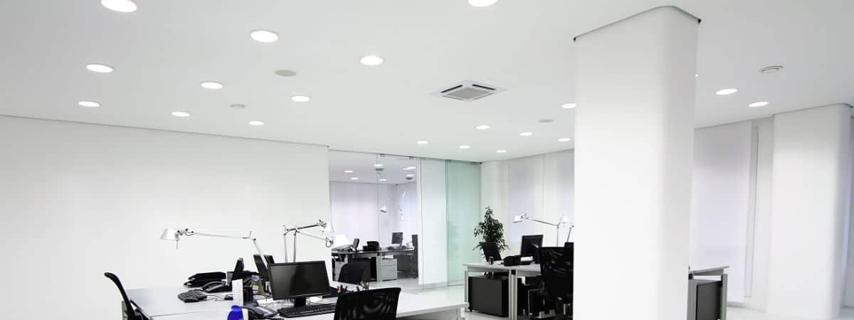 klimaat spanplafond kantoor