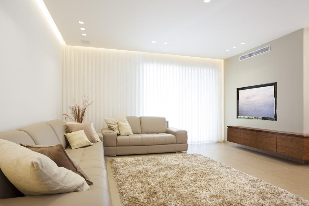 polyester soorten spanplafond