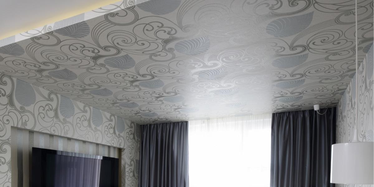 spanplafond pvc print