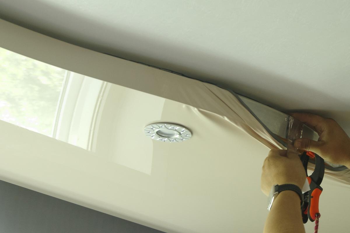 reinigen spanplafond