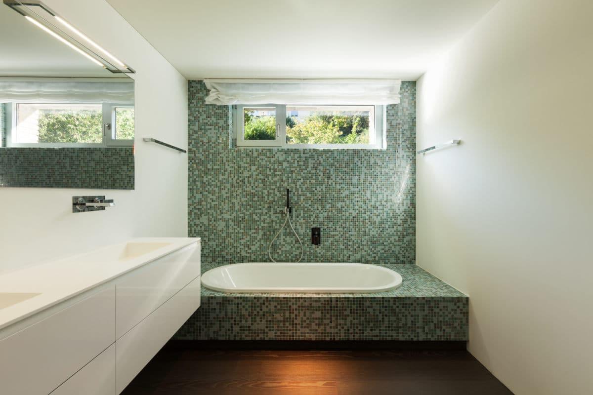 spanplafonds badkamer