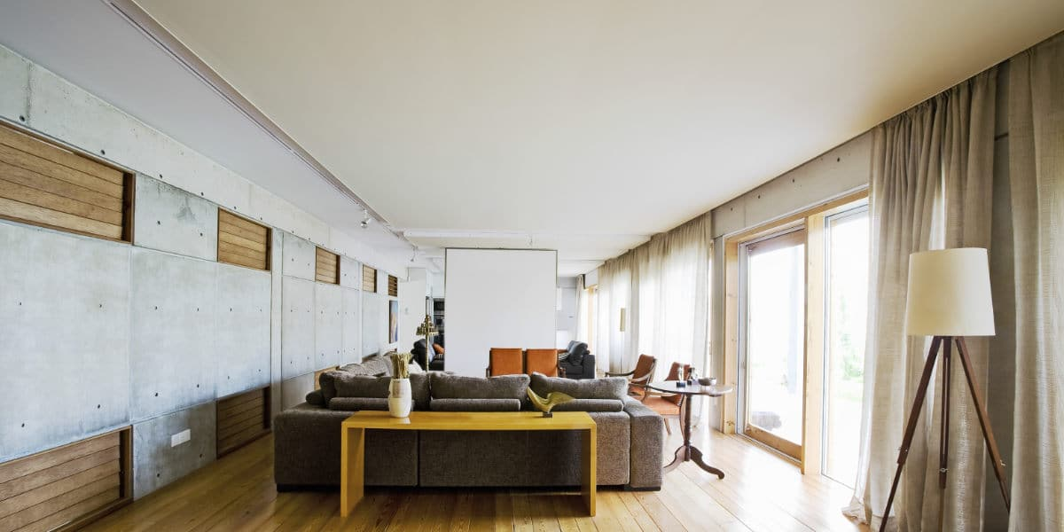 spanplafond verlaagd plafond
